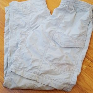 Columbia Pants & Jumpsuits - Columbia Women's PFG Omni-Shade Zip-off Pants